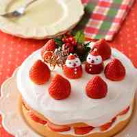 Buttery Love Xmas Shortcake