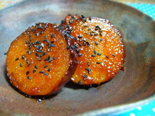 Sweet Potato with Gochujang