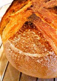 Easy Homemade Bread Pain De Campagne