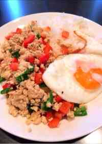 Easy and Healthy Phad Ga Prao