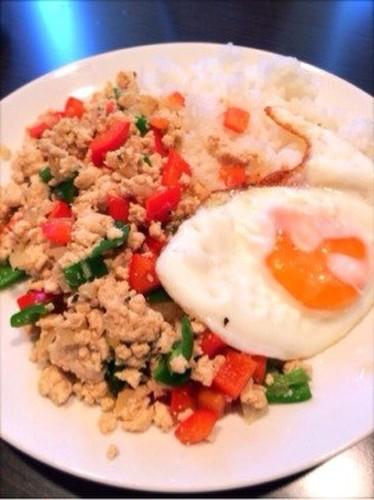 Easy and Healthy Phad Ga Prao