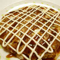 Vegetarian-Friendly ♪ Yamaimo Okonomiyaki