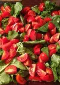 Southern Italian Cherry Tomato Salad