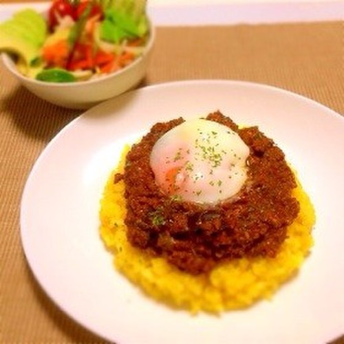 Spice-Filled Authentic Keema Curry