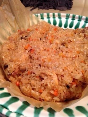 Taiwanese Sticky Rice (Ròu Zòng)