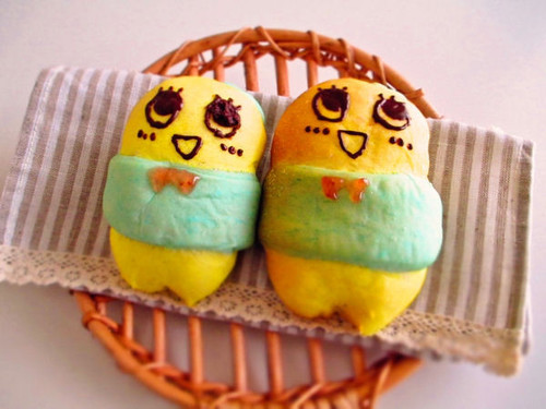 Character Bread - Funasshii Anpan