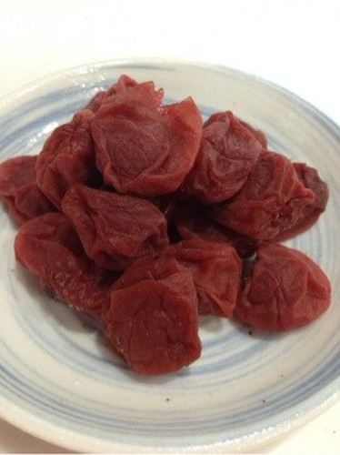 Subtly Sweet Semi-Dried Umeboshi
