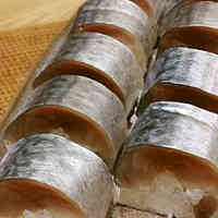 Saba Sushi (Cured and Pressed Mackerel Sushi)
