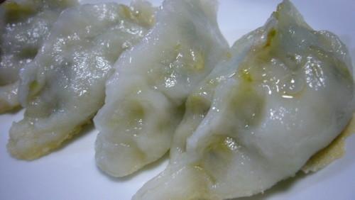Gluten-Free Rice Flour Gyoza Dumplings