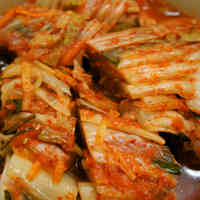 Our Homemade Authentic Kimchi