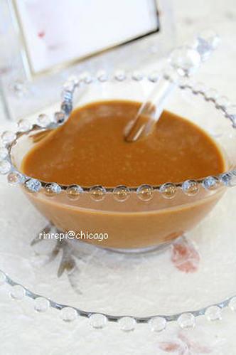5 Minute Caramel Sauce