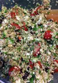My Famous Quinoa Salad