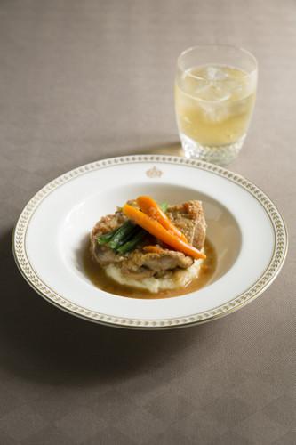 Chicken Simmered in Malt Vinegar