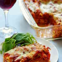 Easy & Gorgeous Lasagna