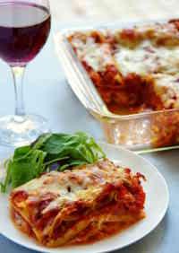 Easy & Gorgeous Lasagna