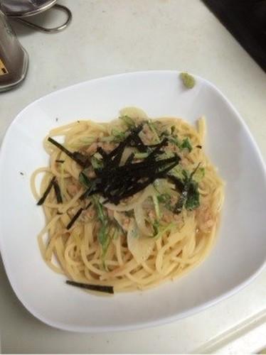 Tuna Soup Pasta