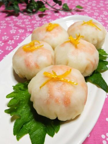 Senmai-zuke (Kyoto-Style Pickles) Temari Sushi