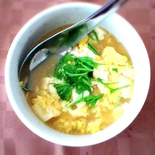 Healthy Firm Tofu With Egg