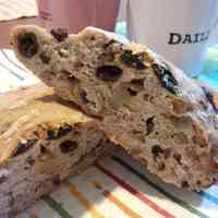 Mock Stollen: Simple But Egg & Dairy-Free