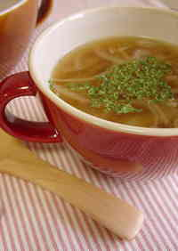 Onion and Ginger Soup