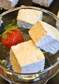 Strawberry Guimauve Marshmallows