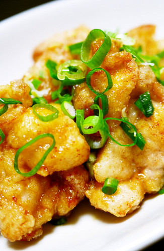 Juicy & Delicious! Chinese Deep-Fried Chicken (Youlinji)