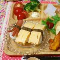 Homemade Egg Nigiri Sushi (great for kids!)