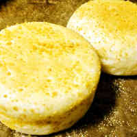 Corn Grits for English Muffins