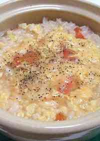 For The Morning After! Light Tomato Porridge