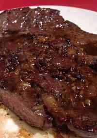 For Barbecues: Beef Steak