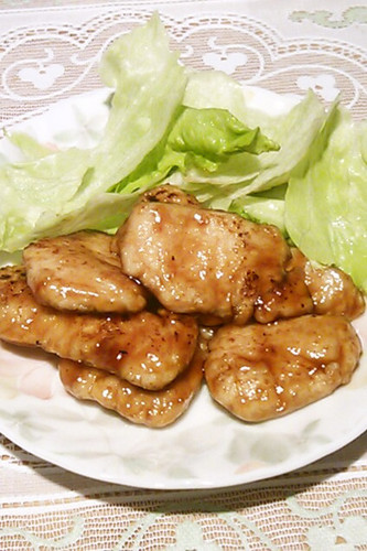 Low-cal Teriyaki Chicken Breast