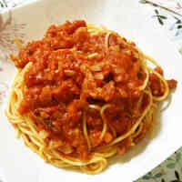 Taste of Italy Amatriciana