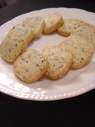 Tea Cookies in 10 minutes