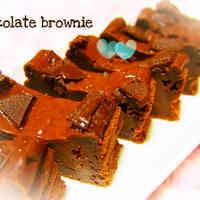 Rich Chocolate Brownies Made Using Silken Tofu