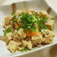 Soboro (Crumbled) Freeze Dried Tofu