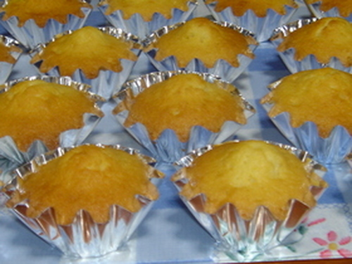 Quick Easy Delicious Madeleines