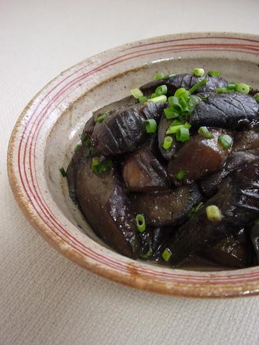 Sweet Miso Eggplant to Stock in the Fridge