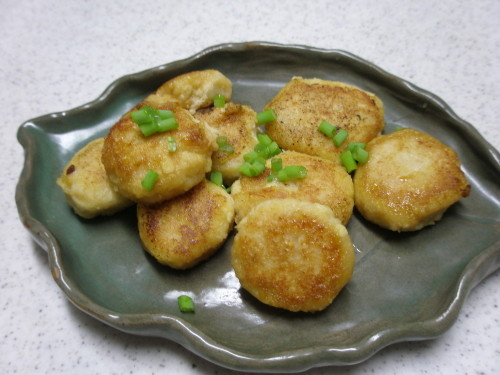Okara Mochi Great for Diets