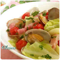Easy Wine-Steamed Clams & Cabbage