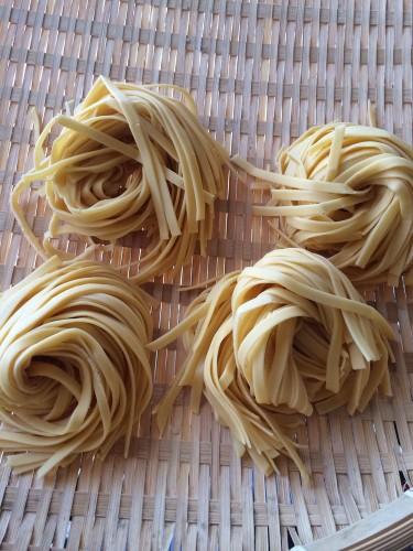 Homemade Fresh Egg Pasta