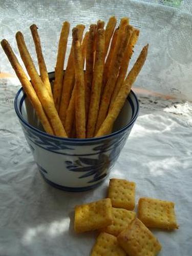 Carrot Pretzel Sticks