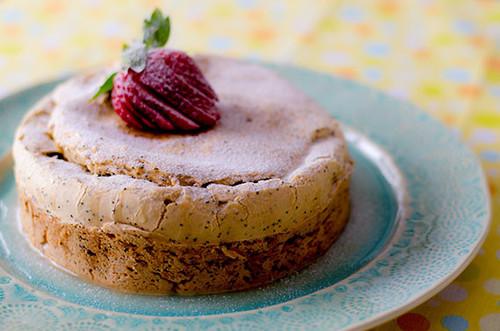 Gluten Free Poppy Seed Cake