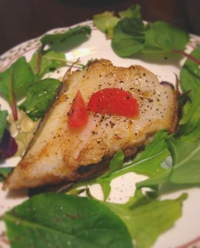 Easy Tonguefish Poêlé with Lemon Butter Sauce