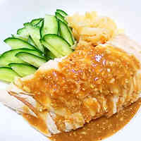 Bang Bang Chicken with Moist Chicken Breast