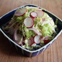 Cabbage Coleslaw with Sage