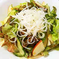 Korean-Style Choregi Salad with Homemade Dressing