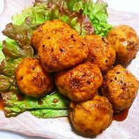 Tender Fluffy Tsukune Meatball