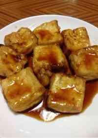 Teriyaki Firm Tofu