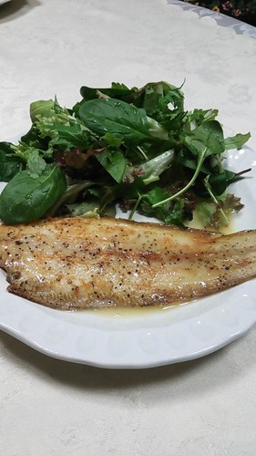 Easy! Sole Meunière with Refreshing Lemon Sauce