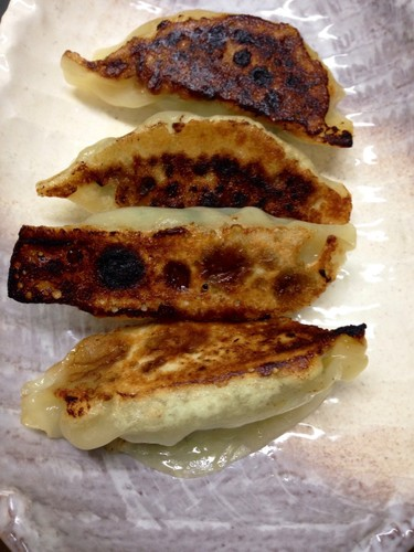 Authentic Fragrant Gyoza with Star Anise